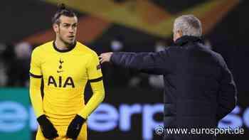Tottenham Hotspur: Gareth Bale leistet sich spitzen Kommentar in Richtung José Mourinho - Eurosport DE