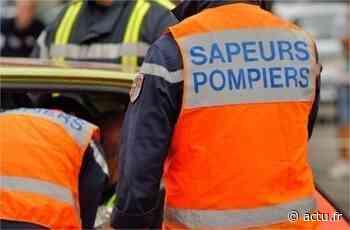 Nogent-sur-Oise : un blessé grave dans un accident de la route, héliporté par les secours - actu.fr