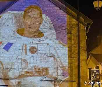 Nogent-sur-Oise : la Ville souhaite bon voyage à Thomas Pesquet à sa manière - actu.fr