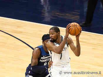 Brooklyns NBA-Topspieler Kevin Durant erneut verletzt - Suedtirol News
