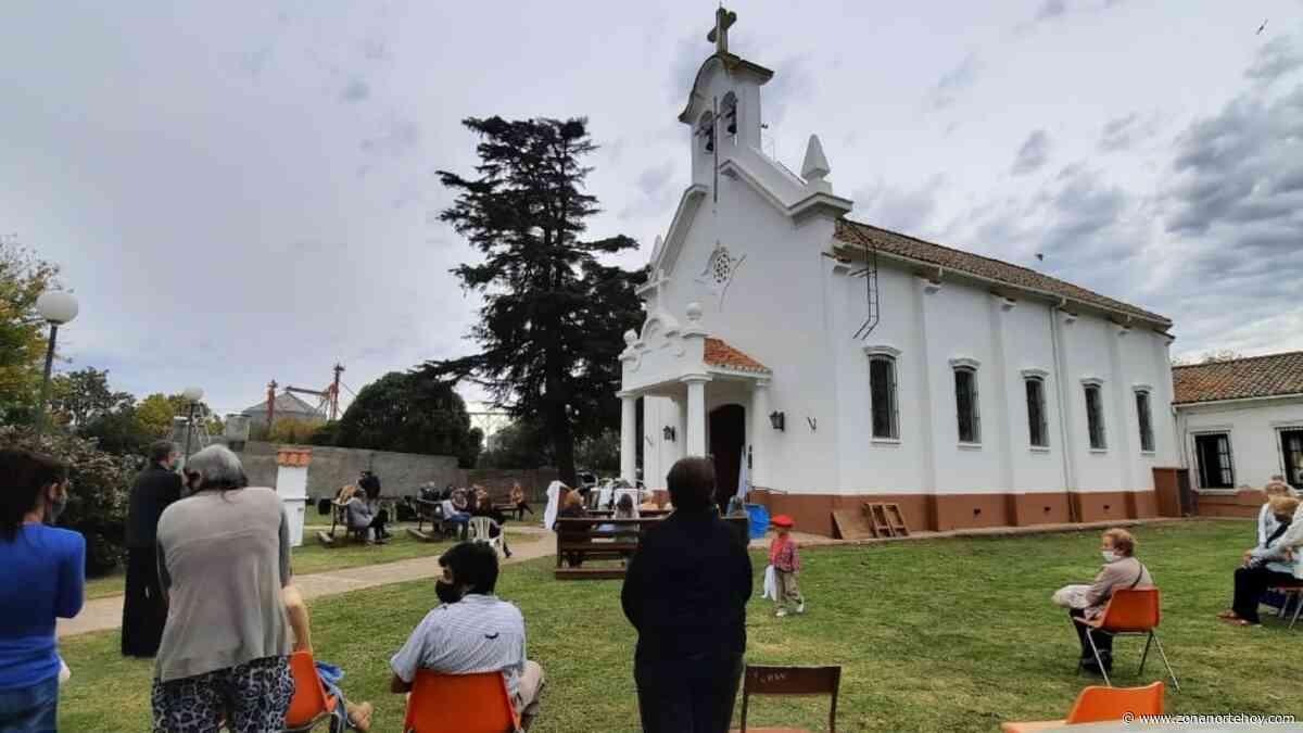 El Socorro celebró los 100 años de la Iglesia Nuestra Señora del Carmen - zonanortehoy.com