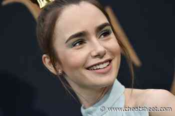 Is Lily Collins British or American? - Showbiz Cheat Sheet