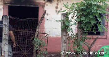 Mujer muere al incendiarse su vivienda en Atiquizaya, Ahuachapán - Solo Noticias