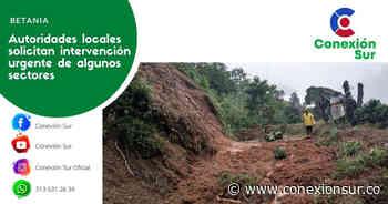 Nuevas emergencias en Betania por fuertes lluvias - ConexionSur