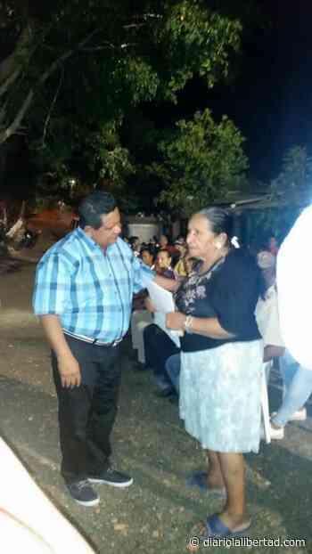 Alcalde de Galapa lamentó el fallecimiento del líder Manuel Vidal Vergara - Diario La Libertad