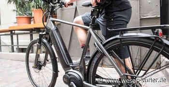 30 E-Bikes aus Fahrradgeschäft gestohlen - WESER-KURIER