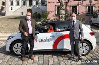 Stadt Iphofen testet Elektroauto für ihre Mitarbeiter - inFranken.de