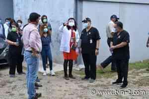 Director de la CSS recorre Hospital Regional de Chepo - TVN Noticias