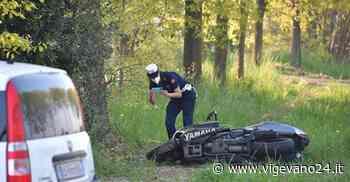 Inveruno: scontro auto moto, 41enne in codice rosso al Niguarda - Vigevano24.it
