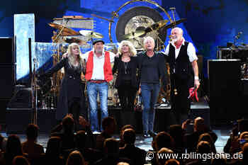 Mick Fleetwood träumt von einer Reunion von Fleetwood Mac - Rolling Stone