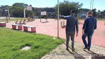 Notícias   Notícias: em-erechim-estacao-cidadaniacultura-recebera-melhorias-no-bairro-progresso - Jornal Bom Dia