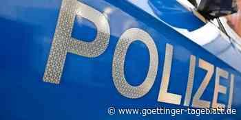 Heiligenstadt: Polizei sucht Täter mit Bild aus Überwachungskamera - Göttinger Tageblatt
