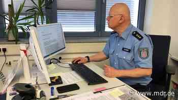 Polizei in Heiligenstadt: Dankeschön-Brief für aufmerksame Zeugen - MDR