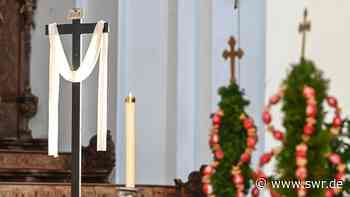 Gläubige verbreiten britische Corona-Variante durch Osterfeiern in der Verbandsgemeinde Kirchheimbolanden - Dadurch hohe Inzidenz im Donnersbergkreis - SWR
