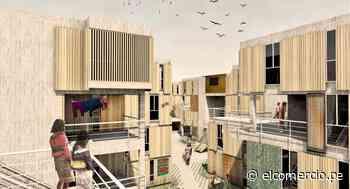 Presentan propuesta de vivienda para la comunidad shipibo-konibo de Cantagallo - El Comercio Perú
