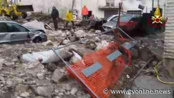 Solofra, vallone Vellizzano e Castelluccia: si lavora alla messa in sicurezza - Irpinia TV