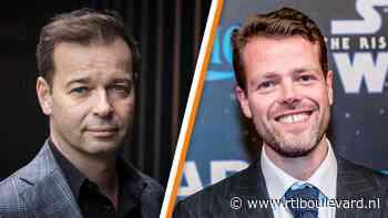 Martijn Koning en Peter van der Vorst met elkaar om tafel - RTL Boulevard