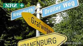 Kranenburg: Neuer Radweg für Grafwegen gewünscht - NRZ