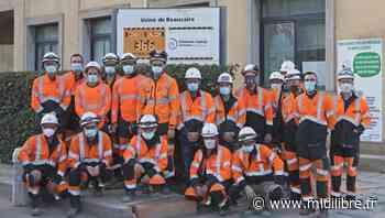 Sécurité au travail : la cimenterie de Beaucaire encore distinguée - Midi Libre