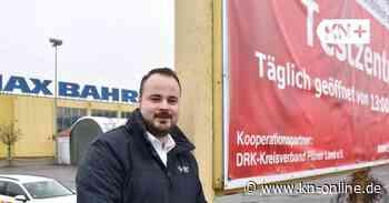Im DRK-Testzentrum Raisdorf: Jedermann-Corona-Schnelltest für 30 Euro - Kieler Nachrichten