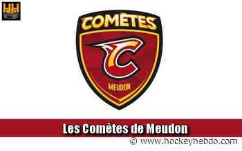 Hockey sur glace : D2 : Meudon re signe son Coach - Transferts 2021/2022 : Meudon (Les Comètes)   Hockey Hebdo - hockeyhebdo Toute l'actualité du hockey sur glace