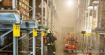 """Notte """"di fuoco"""" in Alto Adige: pompieri in azione a Bolzano, Laives e Vipiteno - Alto Adige"""