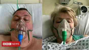 Covid-19: Sunderland couple spent wedding anniversary in hospital