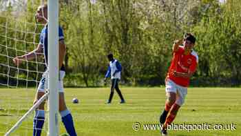 Youth Team Report: Blackpool 1 Oldham Athletic 0