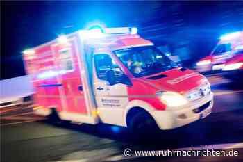 Auto prallt in Horstmar gegen Baum: 51-jähriger Lüner schwer verletzt - Ruhr Nachrichten
