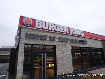 Caudry : Burger King débarque à Caudry, le fast-food sera installé dans la zone du Multiplex - L'Observateur
