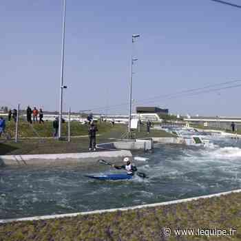 Stade nautique olympique de Vaires-sur-Marne : un bassin en pente douce - L'Équipe.fr