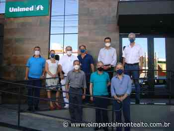Unimed Monte Alto inaugura clínica de especialidades – Jornal O Imparcial - O Imparcial – Monte Alto