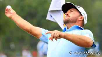 Graeme McDowell: Northern Irishman fires fantastic hole-in-one at Zurich Classic