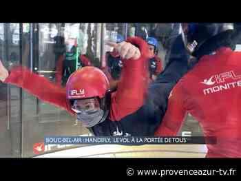 Bouc-bel-Air : Handifly, le vol à la portée de tous | PROVENCE AZUR - PROVENCE AZUR