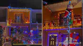 La spettacolare casa di Babbo Natale di Daniele Cerri, a Vailate FOTO GALLERY - primatreviglio.it