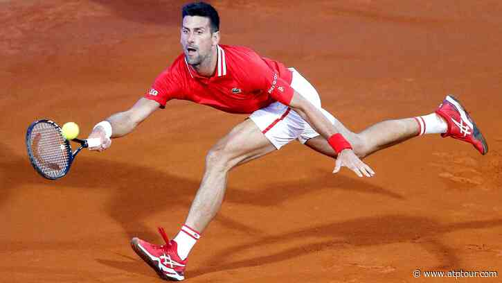 Novak Djokovic: 'He Was Just The Better Player' - ATP Tour