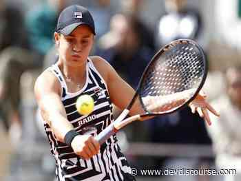 Sports News Roundup: Ashleigh Barty advances in Stuttgart; Rafael Nadal, Novak Djokovic reach respective semifinals and more - Devdiscourse