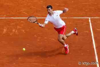 ATP roundup: Rafael Nadal, Novak Djokovic reach respective semifinals - KFGO News