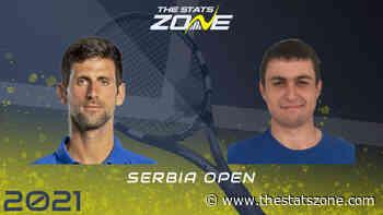 2021 Serbia Open Semi-Final – Novak Djokovic vs Aslan Karatsev Preview & Prediction - The Stats Zone