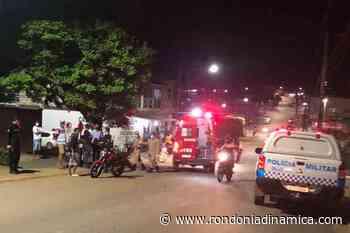 Acidente envolvendo três motociclista deixa dois ferido em Jaru - Rondônia Dinâmica