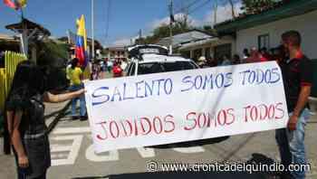 Pregoneros de Salento apoyan la formalización a su actividad, pero no la prohibición total - La Cronica del Quindio