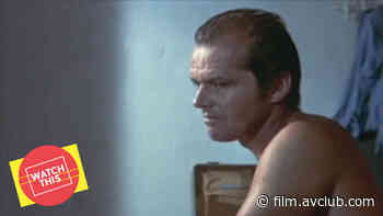 The year he won for Cuckoo's Nest, Jack Nicholson delivered an even better performance - The A.V. Club