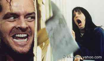Jack Nicholson's foam axe prop used in The Shining up for sale for £45,000 - Yahoo News UK