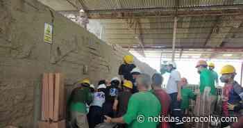 Dos obreros murieron tras el colapso de una estructura en una ladrillera de Fredonia - Noticias Caracol