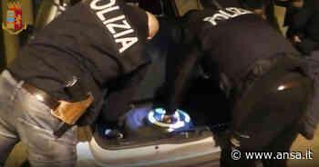 15 kg di droga sequestrati dalla PS a Nocera Inferiore - Agenzia ANSA