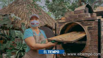 Pan de sagú, tradición que atiza los hornos de leña en Anapoima - El Tiempo