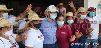Inaugura Paco Niño, casa de campaña en Loma Bonita - TV BUS Canal de comunicación urbana