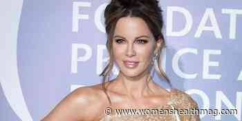Kate Beckinsale Doesn't Mess Around When It Comes to Her Fitness Routine - Women's Health