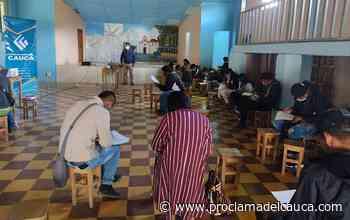 Cámara en tu Municipio desde Jambaló, Cauca – Proclama del Cauca - Proclama del Cauca