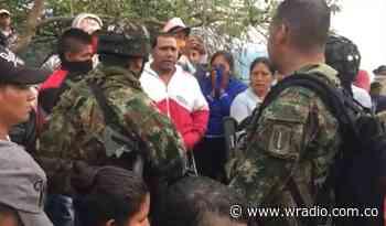 Civiles frustraron la captura de alias Niño, disidente de las Farc en Cauca - wradio.com.co